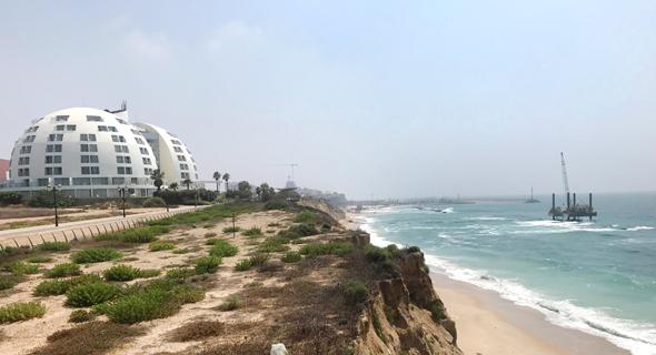 מצוק החוף באשקלון