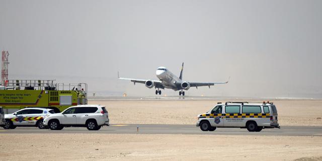 מי יטפל ברכב השכור בשדה התעופה רמון