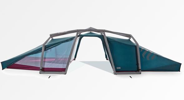 אוהל אלגנטי לקמפינג
