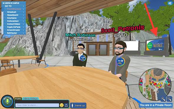 ישיבת מנהלים ב-eXp