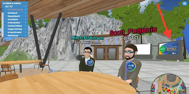 משרד וירטואלי eXp Realty מציאות מדומה