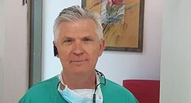 """ד""""ר נחמן ברגר 1 זירת הבריאות, צילום: באדיבות מרפאת חיוכים"""