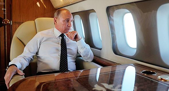 ולדימיר פוטין, צילום: איי אף פי
