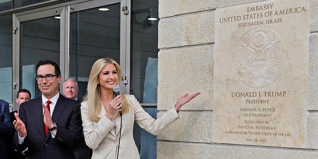 Israel Announces Designated Embassy District in East Jerusalem