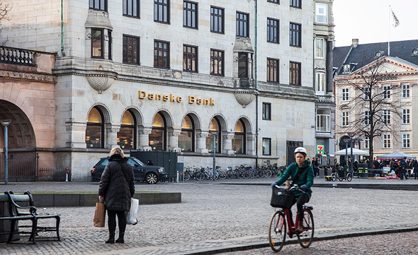 דנסקה בנק בקופנהגן