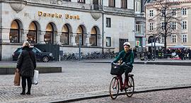 דנסקה בנק קופנהגן דנמרק, צילום: בלומברג