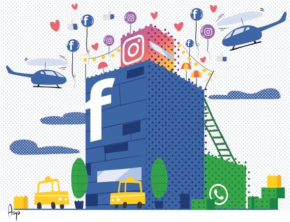 פייסבוק מטמיעה את אינסטגרם לתוך הפיד שלה