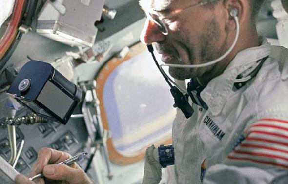 כתיבה בחלל