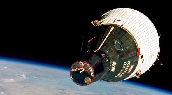 חללית ג'מיני בחלל