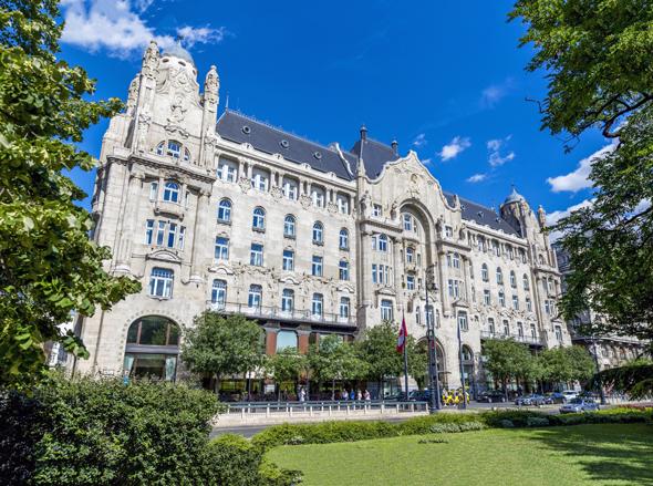 מלון פור סיזנס בבודפשט