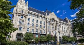 מלון פור סיזנס ב בודפשט, צילום: שאטרסטוק