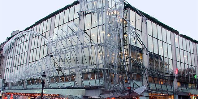 מרכז פובליסיס, צילום: bg-arch