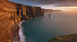פוטו צוקים Cliffs of Moher אירלנד, צילום: שאטרסטוק