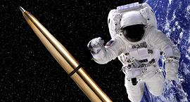 """ה קברניט עט בחלל נאס""""א"""