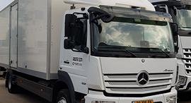 המשאית החדשה, צילום: יצרן