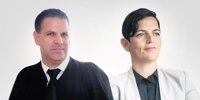 """מימין: הכנ""""רית סיגל יעקבי אורי ולרשטיין, צילום: יריב כץ"""