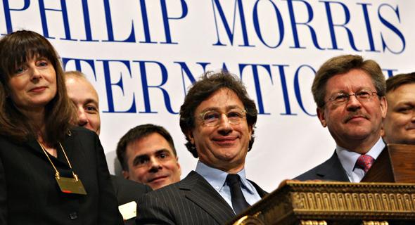 """לואיס קמיליירי, מנכ""""ל פרארי, צילום: בלומברג"""