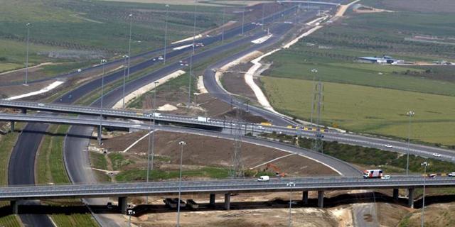 חריש: החלה הקמת המחלף החדש שיחבר את העיר לכביש 6