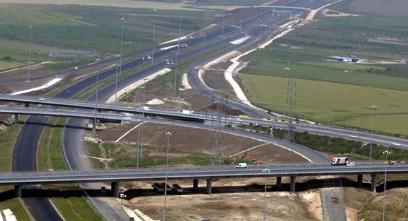 כביש 6, צילום: אורן אגמון