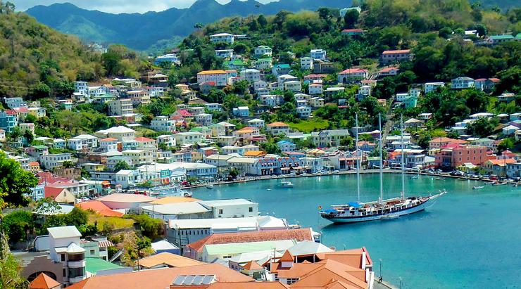 האי גרנדה, צילום: caribbeannationalweekly