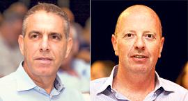 מימין: טל רבן ואייל מליס, צילום: אוראל כהן, נמרוד גליקמן