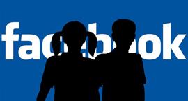פייסבוק ילדים קטינים ילד, צילום: Mashable