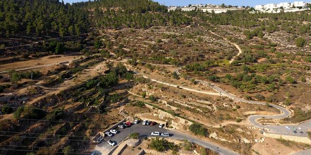 המועצה הארצית סללה את הדרך לתוכנית הבנייה ברכס לבן בירושלים