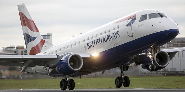 אחרי שבוע: בריטיש איירווייז מחדשת את הטיסות לקהיר