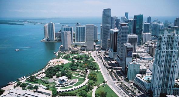 """מיאמי פלורידה ארה""""ב Airbnb, צילום:  timesofindia"""