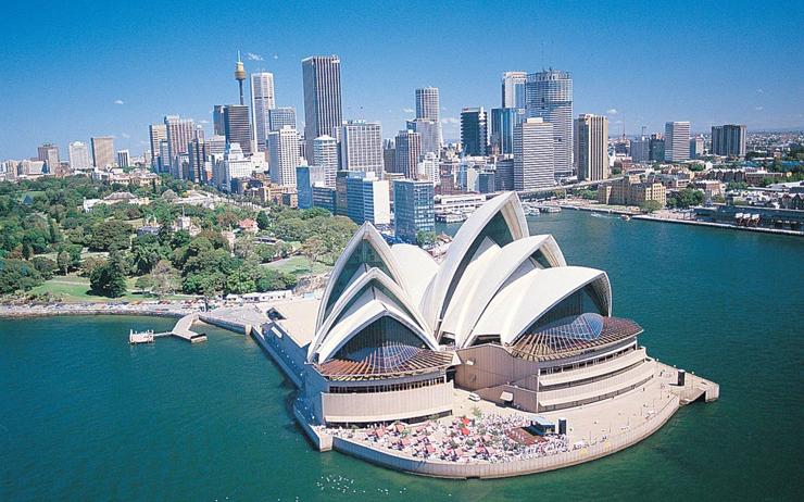 מקום 10. סידני, אוסטרליה, צילום:  timesofindia