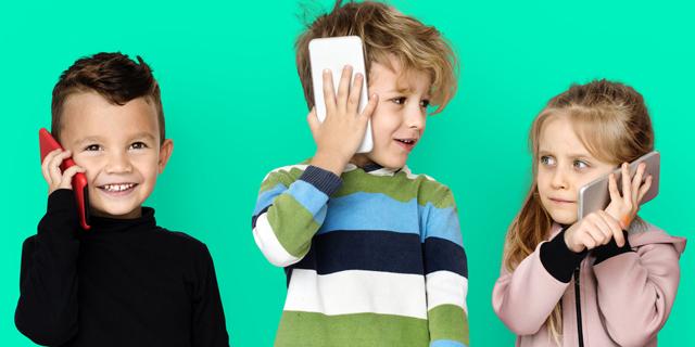 כך משבש הסמארטפון את מוחם של ילדים בני שלוש
