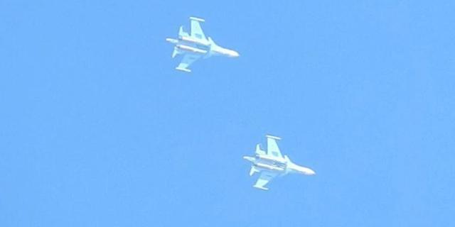 דרמה בצפון: פטריוט הפיל מטוס סורי שחדר לישראל