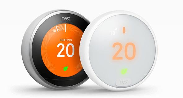 גוגל Nest אינטרנט הדברים בית חכם
