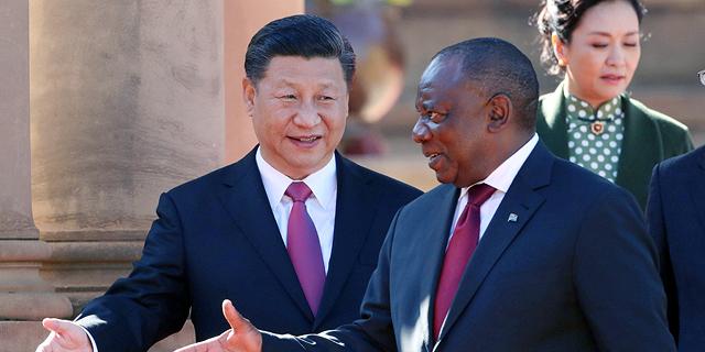 טראמפ לא מתעניין באפריקה, וסין מנצלת את הפרצה