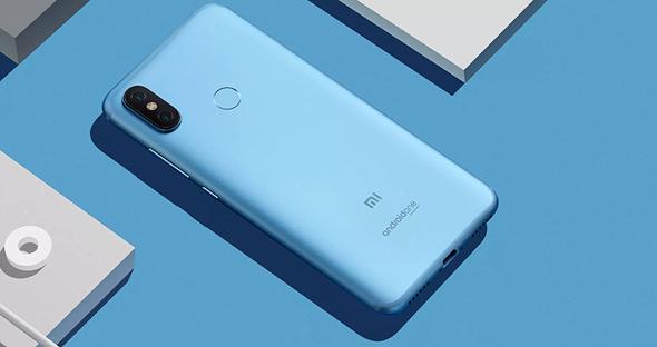 שיאומי Mi A2 סמארטפון סיני 2, צילום: Xiaomi