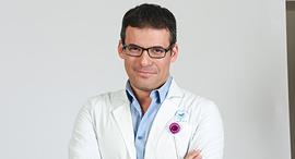 """ד""""ר אופיר ארצי זירת ה בריאות , צילום: אסנת רום"""