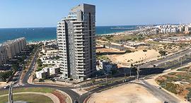 אשדוד בניין שכונה זירת הנדלן, צילום: אריק דורי