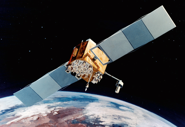 לוויין ניווט מסדרת Navstar