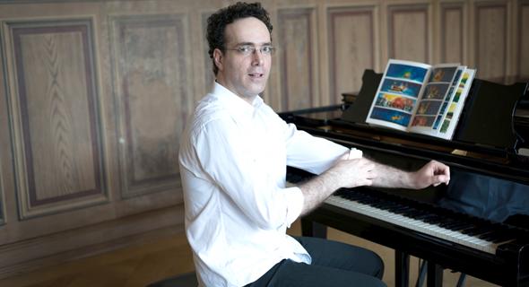 הפסנתרן והמלחין איתי דבורי