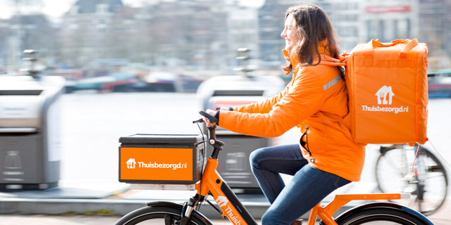 Dutch Takeaway.com to Acquire Israeli Food Delivery Company for €135 Million