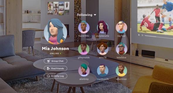ממשק יישום חברתי של מג'יק ליפ