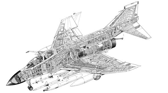 רישום מטוס הפאנטום החדש