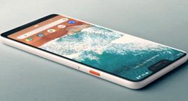 הדלפה גוגל פיקסל 3 סמארטפון, צילום: PhoneDesigner