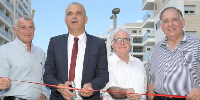 נחנך פרויקט השכרה ארוכת טווח בחיפה; 75% מהחוזים חתומים