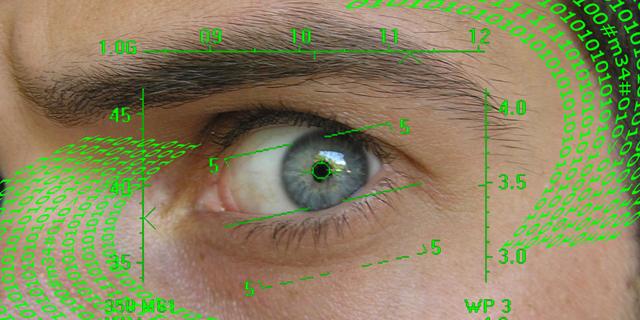 ממשקים טבעיים: למעבר לעמוד הבא, מצמץ בעין ימין