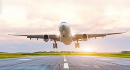 הקברניט מטוס נוסעים נחיתה טיסה, צילום: שאטרסטוק