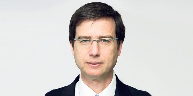 """חנן פרידמן, מנכ""""ל בנק לאומי, צילום: רון קדמי"""