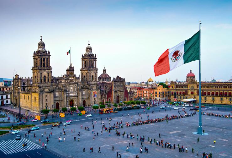 מקסיקו סיטי, מקסיקו, צילום: temblor