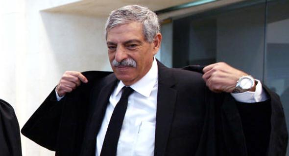 השופט אורי שהם, צילום: עמית שאבי