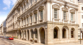 משרדי IVSC לונדון זירת הנדלן, צילום: IVSC